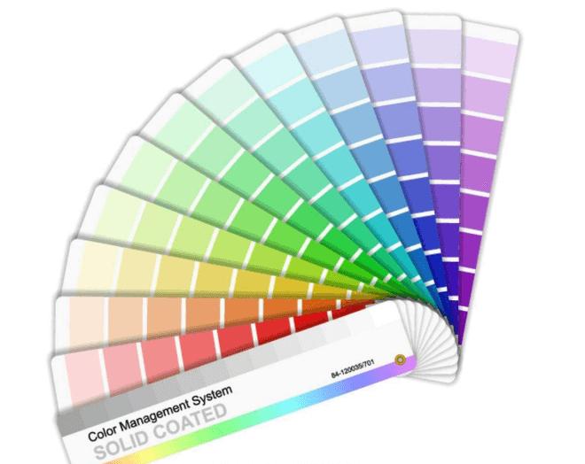 颜色的性格与北京网站设计配色